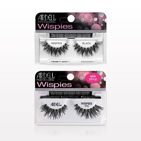 Ardell® Professional Wispies, Invisible Band - 513537 - 513540
