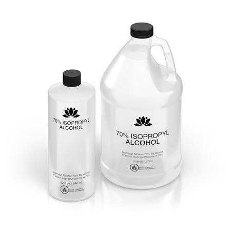 Marianna® Isopropyl Alcohol, 70% - 90645 - 90646
