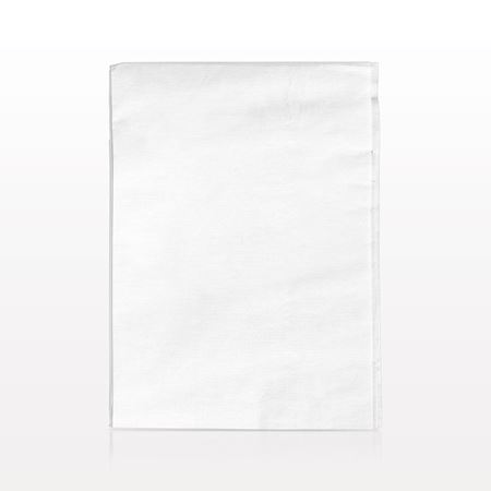 Disposable Bamboo Towel, White - 599822