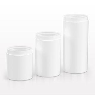 Bottle, White - 10151 - 10153 - 10155