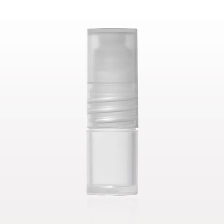 Roller Ball Bottle with Housing and Cap, Natural - 30108