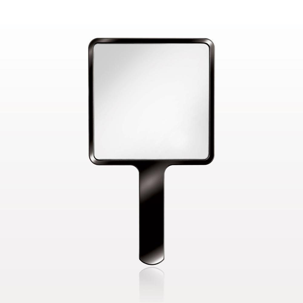 Shiny Handheld Mirror