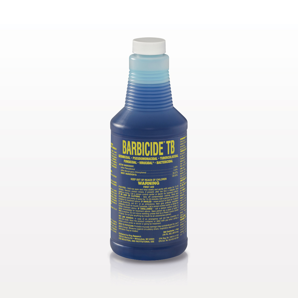 Barbicide® TB Disinfectant Concentrate