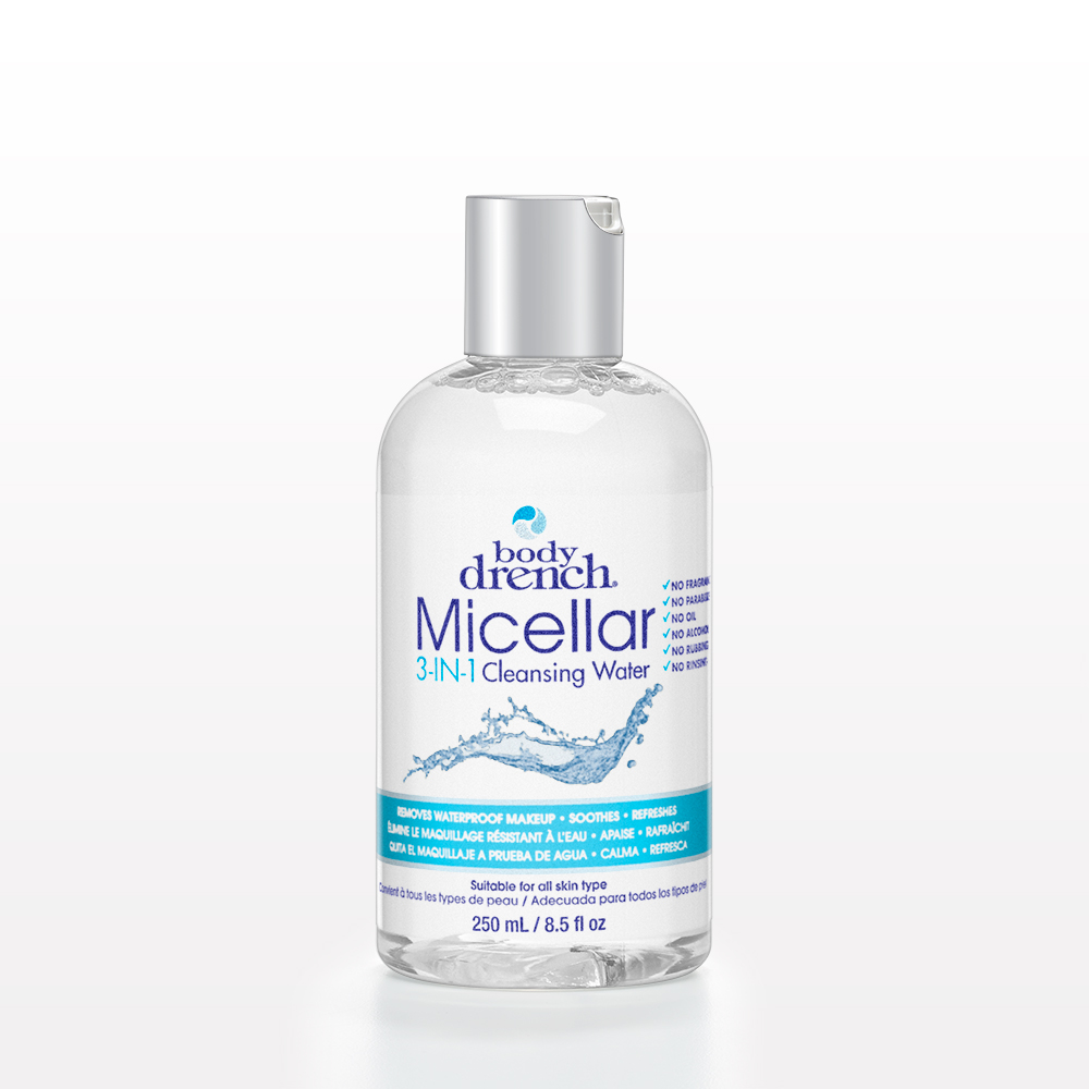 Body Drench 3-IN-1 Micellar Cleansing Water
