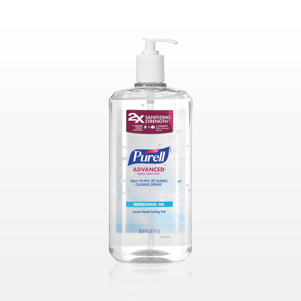 Purell Advanced Instant Hand Sanitizer