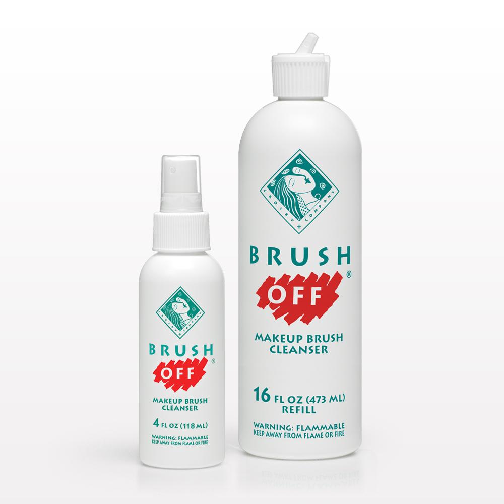 Brush Off® Makeup Brush Cleanser