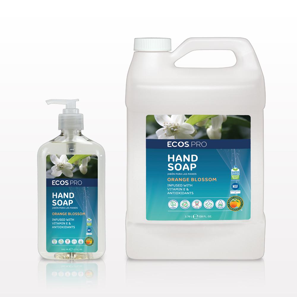 ECOS® PRO Earth Friendly Hand Soap, Orange Blossom