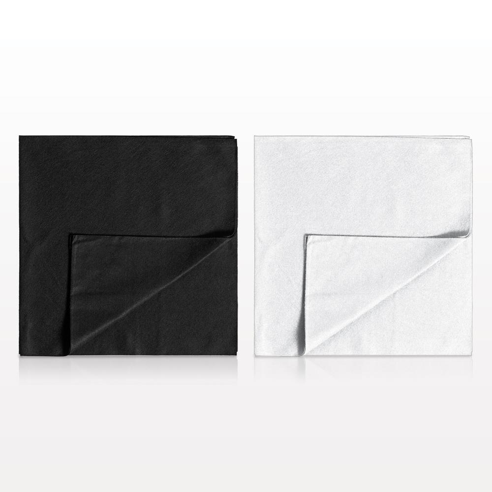 Partex™ Disposable Towel, Black