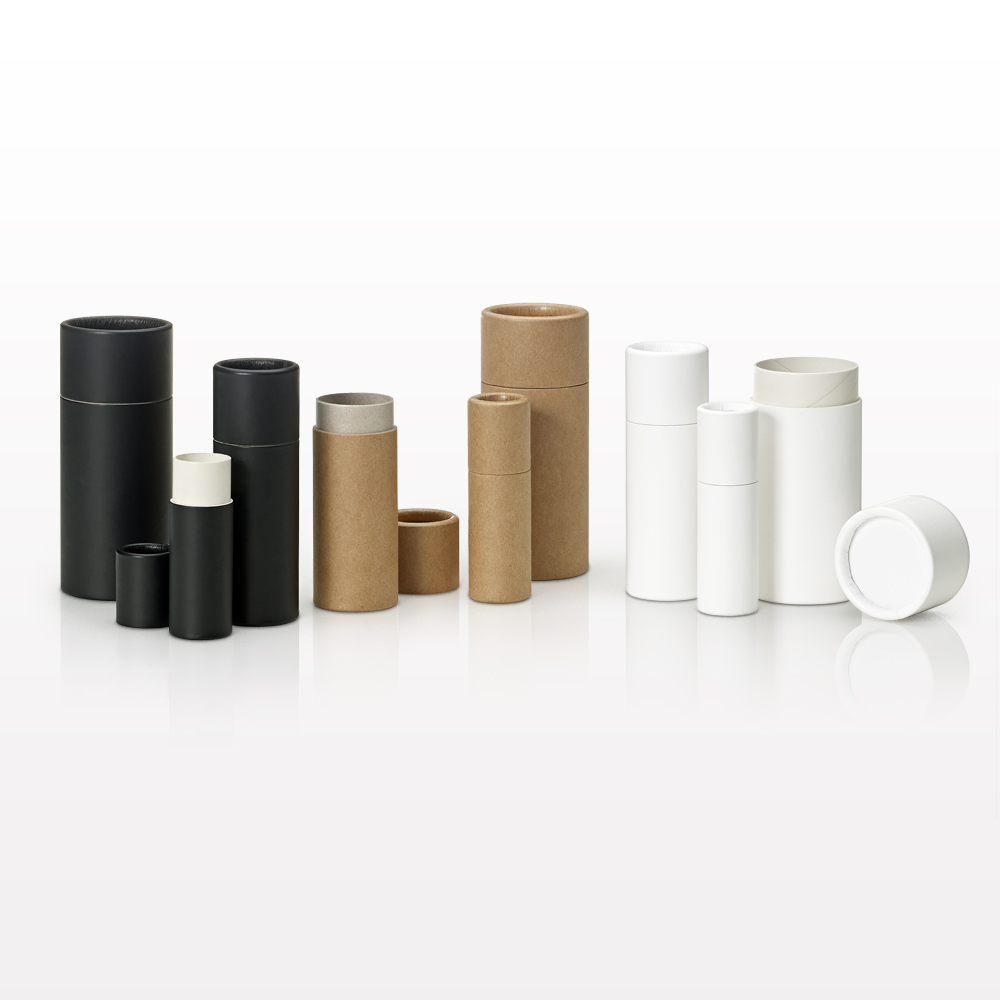 Paper Balm Tubes
