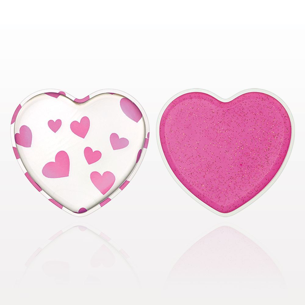 Heart Shaped Silicone Applicator